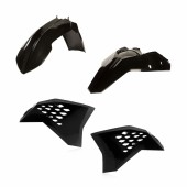 Acerbis Plastiksatz Kit für KTM 2007 schwarz