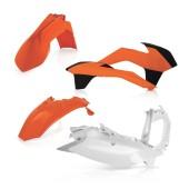 Acerbis Plastiksatz Kit für KTM EXC/EXC-F 2014 original