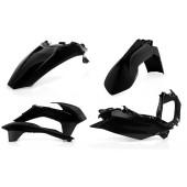 Acerbis Plastiksatz Kit für KTM EXC/EXC-F 2014 schwarz