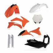 Acerbis Plastiksatz Kit für KTM SX-F 2011 original