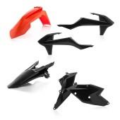 Acerbis Plastiksatz Kit für KTM SX/SXF 16 schwarz orange