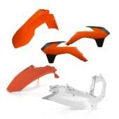 Acerbis Plastiksatz Kit für KTM SX/SXF 2013 original