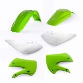Acerbis Plastiksatz Kit für Suzuki & Kawasaki original