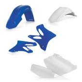Acerbis Plastiksatz Kit für Yamaha YZ 125 250 06 blau weiss