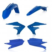 Acerbis Plastiksatz Kit für Yamaha YZF250 19 blau