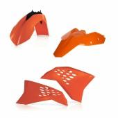 Acerbis Plastiksatz Kit orange