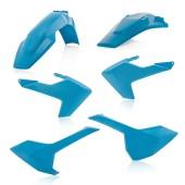Acerbis Plastiksatz Kit TC/FC (NO TC 250 16 blau