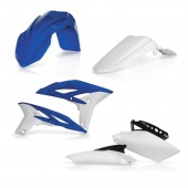 Acerbis Plastiksatz Kit YZF 250 2013 blau weiss