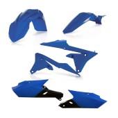 Acerbis Plastiksatz Kit YZF 250 2018 blau