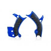 Acerbis Rahmenschützer X-GRIP YAM YZF 450 18 blau