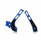 Acerbis Rahmenschützer X-GRIP YZ 125/250 15 blau