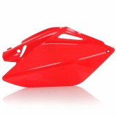 Acerbis Seitenteile für Honda CRF 250R 06-09 rot