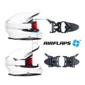 AIRFLAPS Kit - Belüftung für Crossbrillen