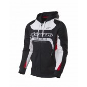 Alpinestars Fleece Jacke Session schwarz