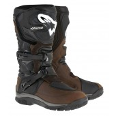 Alpinestars Corozal Adventure Oiled Leather MX Stiefel braun schwarz