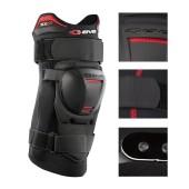 EVS SX01 Orthesen schwarz