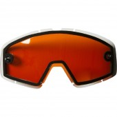 Fox Main Replacement Dual Ersatzglas orange