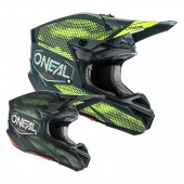 Oneal 5Series Polyacrylite Covert Crosshelm