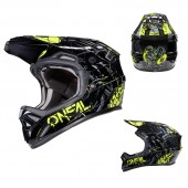 Oneal Backflip Zombie MTB Full Face Helm