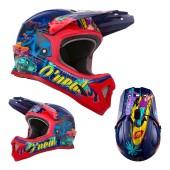 Oneal Sonus Rex Kinder MTB Full Face Helm