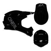 Oneal Sonus Solid Kinder MTB Full Face Helm