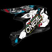 Oneal 3Series Villain 2.0 Ersatz Helmschirm