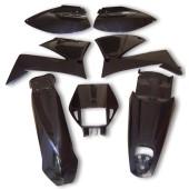 Plastiksatz KTM LC4 99 Enduro schwarz