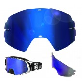 TWO-X Rocket Spiegelglas blau