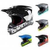 Alpinestars Supertech M8 Radium Crosshelm