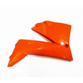 Tankspoiler orange KTM LC4 ab 99