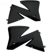 Tankspoiler Paar schwarz für KTM 01