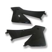 Tankspoiler Paar schwarz KTM 03