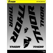 Thor 2-PACK BIKE TRIM S18 DECAL SHEET