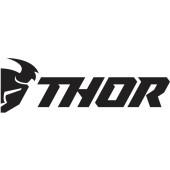 Thor 6-PACK DIE-CUT DECALS 15,25 CM schwarz weiss