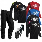 Thor Sector Combo Link  Hose Jersey Handschuhe