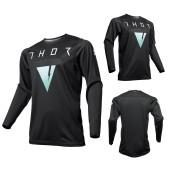 Thor Prime Pro Apollo Jersey schwarz grün
