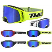 TWO-X Rocket Crossbrille blau verspiegelt