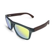 TWO-X Sonnenbrille Wood grau gelb