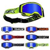 TWO-X ATOM Crossbrille verspiegelt blau