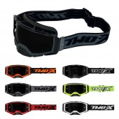 TWO-X ATOM Crossbrille getönt schwarz
