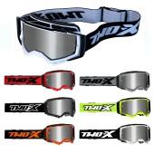 TWO-X ATOM Crossbrille verspiegelt silber