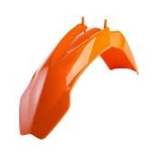 Vorderradkotflügel orange für KTM 03