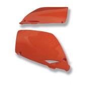 Seitenteile Paar orange für KTM 00