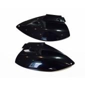 Seitenteile hinten schwarz KTM LC4 ab 99