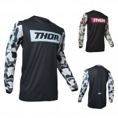 Thor MX Jersey Pulse Fire
