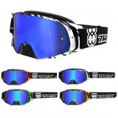 TWO-X Rocket Crush Crossbrille blau verspiegelt