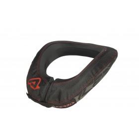 Acerbis X-Round Nackenschutz schwarz rot