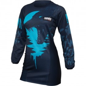 Thor Pulse Counting Sheep Women MX Jersey