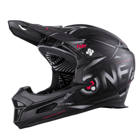 Oneal Fury Synthy MTB Full Face Helm