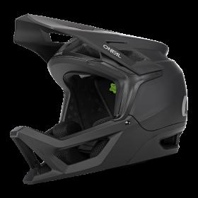 O'Neal MTB Full Face Helm Transition schwarz